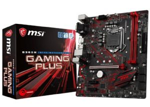 MSI-B360M-Gaming-Plus